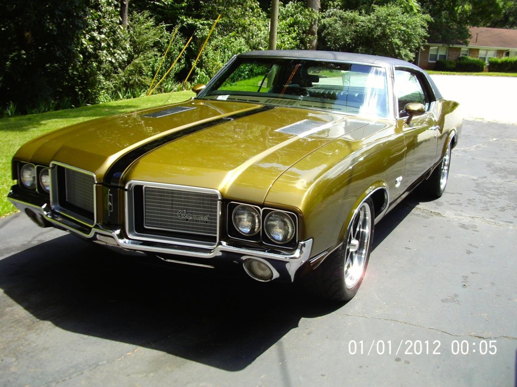 1972 Oldsmobile Cutlass with a LS1 – Engine Swap Depot