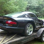 Ryan Hagen's 1999 Viper GTS with a small-block Chevy V8