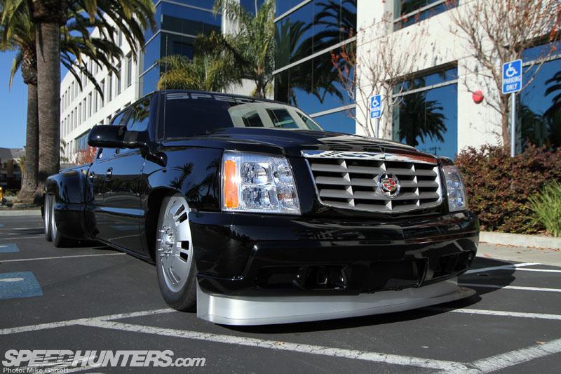 Spectre Performance's Cadillac Big-Block Powered Silverado ...