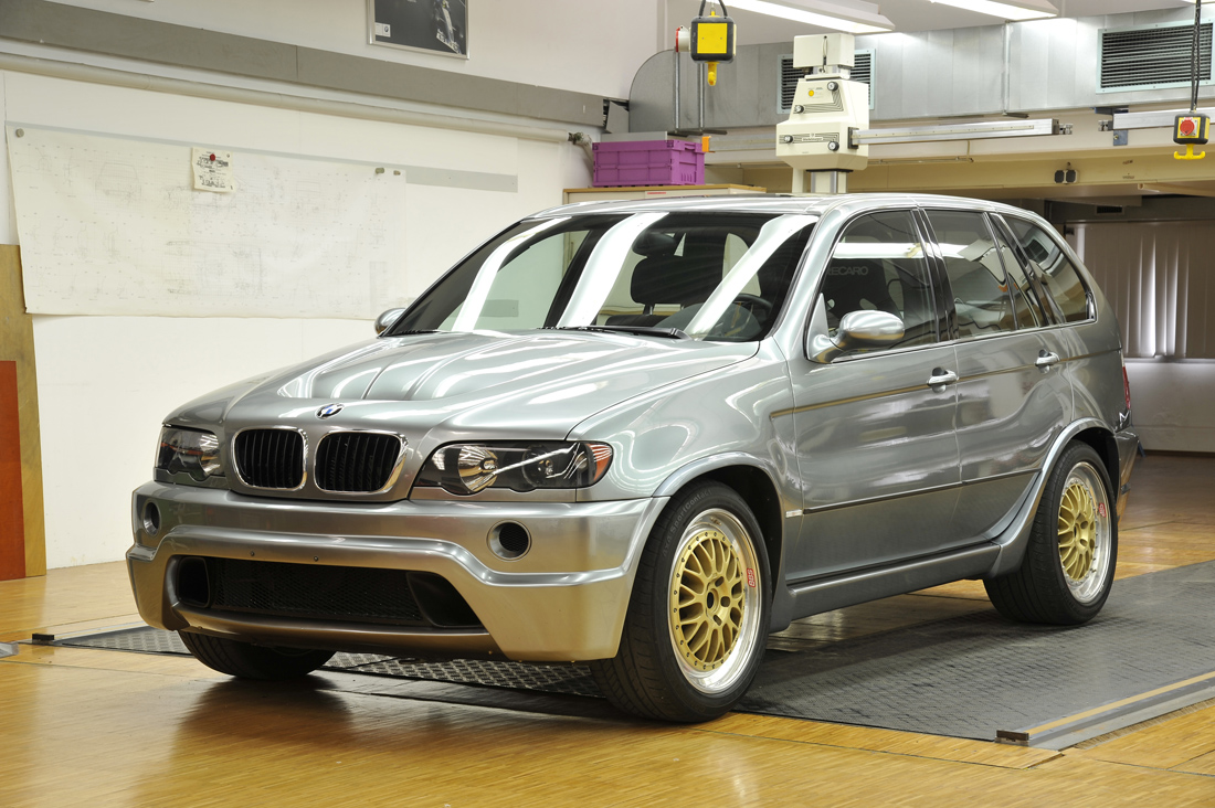 Bmw X5 Le Mans Experimental Build Xoutpost Com