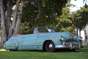 1949 Buick Super Convertible with a LS9 V8 built by ICON