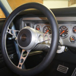 interior of a 1969 Chevelle with 1870 horsepower 8.3L BBC V8
