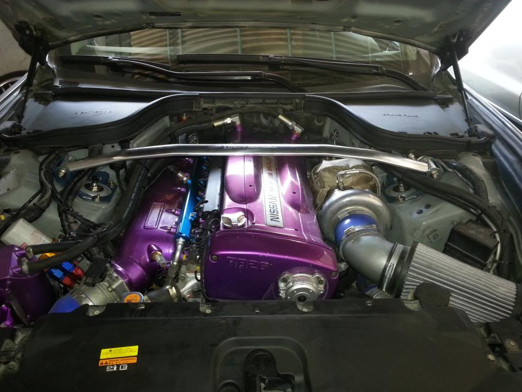 Infinity G With Rb on Standalone Ls Wiring Harness Swap