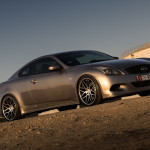 2008 Infinity G37 with turbocharged RB26/30 swap