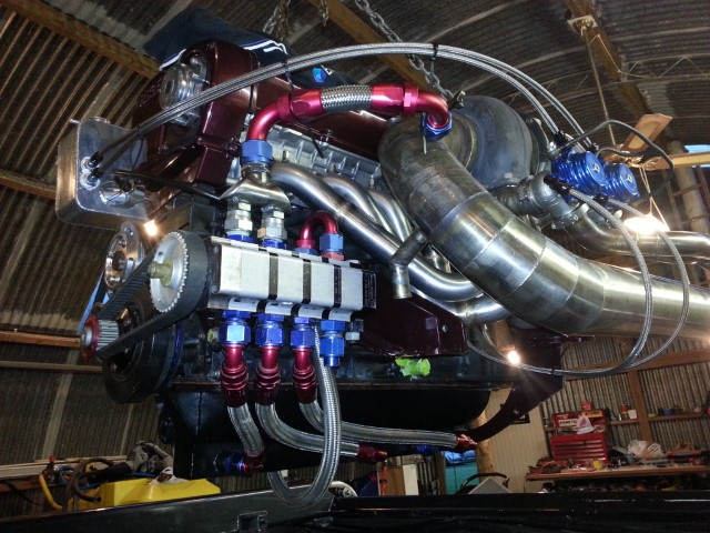 Nissan RB26/30 Powered Jet Boat – Engine Swap Depot
