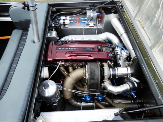 Nissan Rb26 30 Powered Jet Boat Engineswapdepot Com