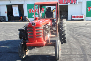 1956 Volvo BM Terrier tractor with turbocharged Volvo B230FT engine