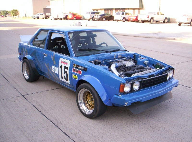 For Sale 1980 Corolla With Lexus V8 Engine Swap Depot