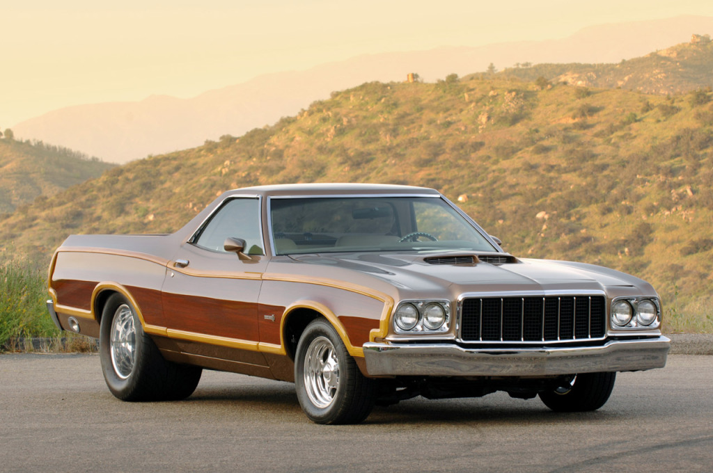 1975 Ford Ranchero With A Boss 429 Hemi