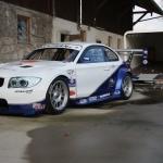 side of Georg Plasa's BMW 134 with Judd KV675 V8