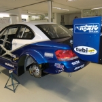 Georg Plasa's BMW 134 with Judd KV675 V8
