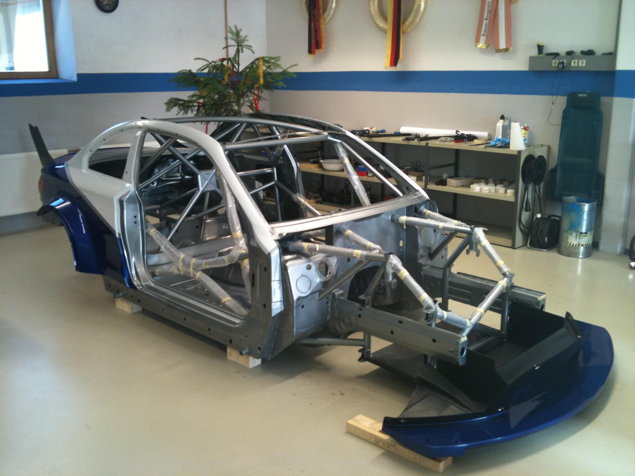 Georg Plasas Le Mans Prototype Powered Bmw 134 Engine Swap Depot