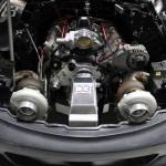 Infiniti G35 with twin-turbo 427 cubic-inch LSx V8