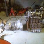 Volkswagen 1.9L TDI diesel engine and Toyota five-speed