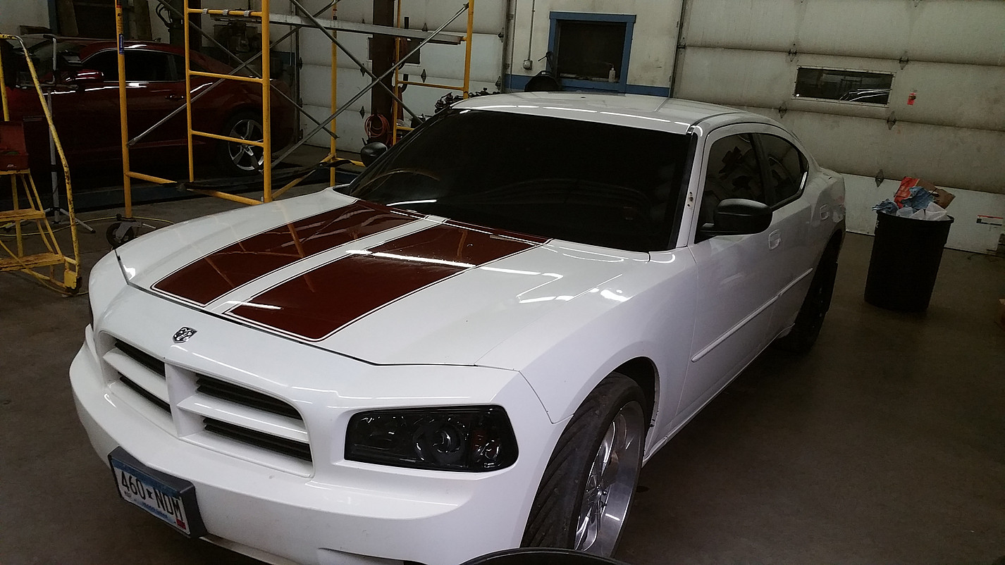 Dodge Charger 2016 >> One of Won's Duramax Camaro and Cummins Charger Video – Engine Swap Depot