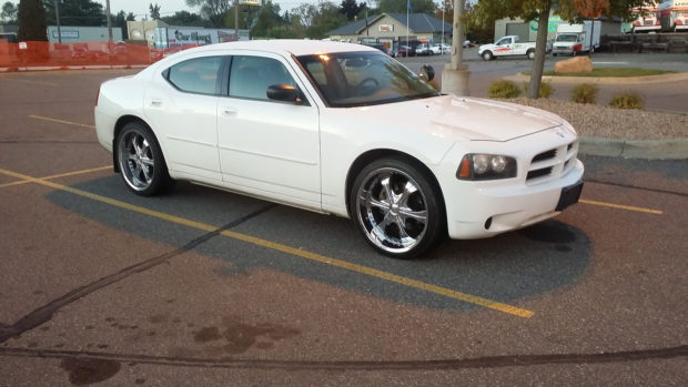 2006 Dodge Charger with a Cummins 6BT