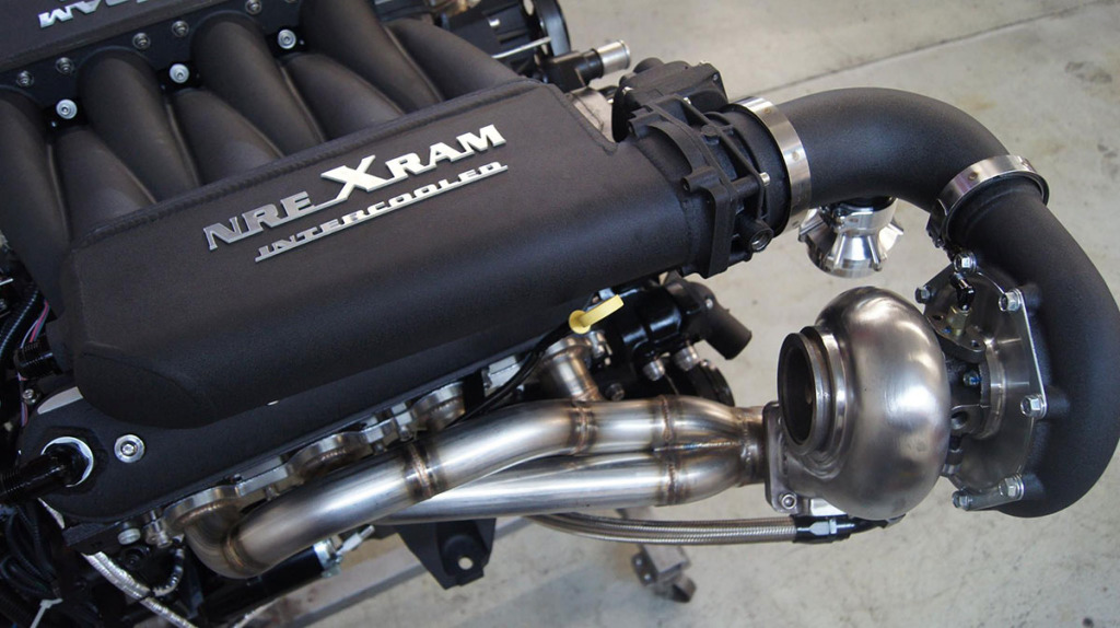 Nelson Racing Engines 1,000 horsepower 427 cubic-inch LSx going into a 2012 Camaro