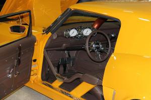 1964 Buick Riviera Rivision interior