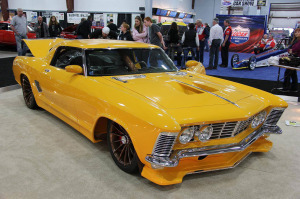 JF Launier 1964 Buick Riviera Rivision