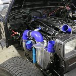 Jeep Wrangler with twin-turbo Viper V10 from Germany