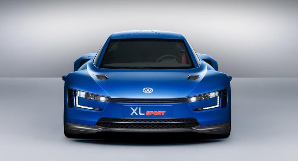 VW XL Sport powered by a Ducati 1199 Superleggera motorcycle engine