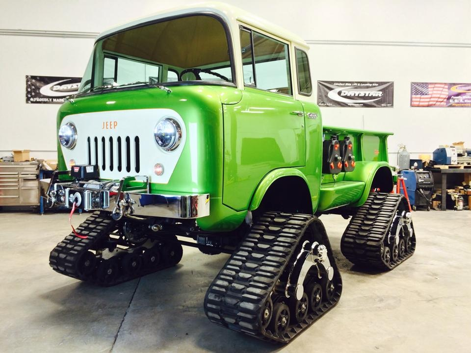 1958 Jeep FC 170 with Hemi V8