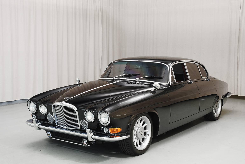 1966 Jaguar Mark X With supercharged XJR 6 01 1966 jaguar mark x with a modern xjr 6 powertrain engine swap depot Wiring Specialties SR20DET at gsmx.co