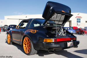 GT8RS 1974 Porsche 911 with Chevy 427 ci V8