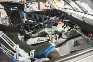interior of 1970 Camaro Rampage by The Roadster Shop