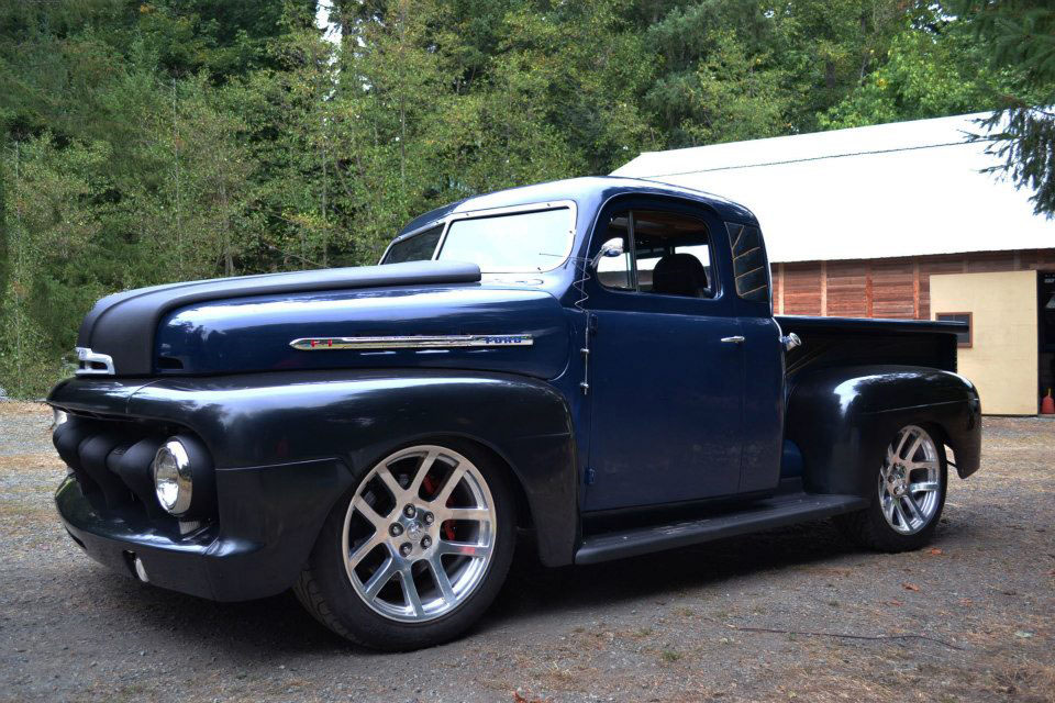1952 Ford F 1 With A Viper V10 Engine Swap Depot
