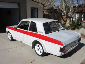 1968 Cortina With A Modern Ford V6