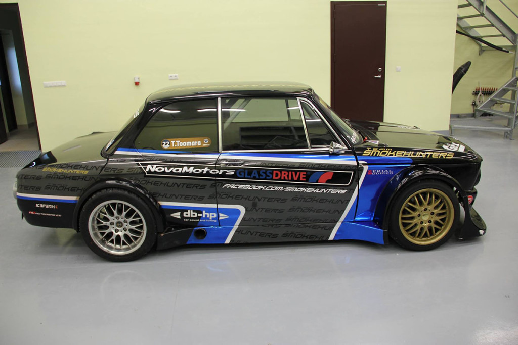 For Sale 1973 Bmw 2002 With A 2jz Gte Engine Swap Depot