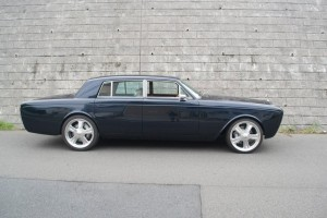 1975 Rolls Royce With A LS7