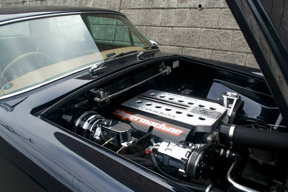 1975 Rolls Royce With A Ls7 Engineswapdepot Com