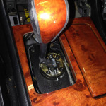 transmission gear shifter for Lexus LS430 with a LS3 V8
