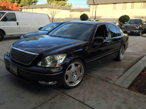 2006 Lexus LS430 With LS3 V8