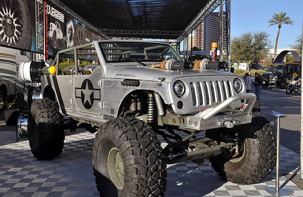 2010 Jeep Unlimited With Twin Turbo Lq9 Engineswapdepot Com