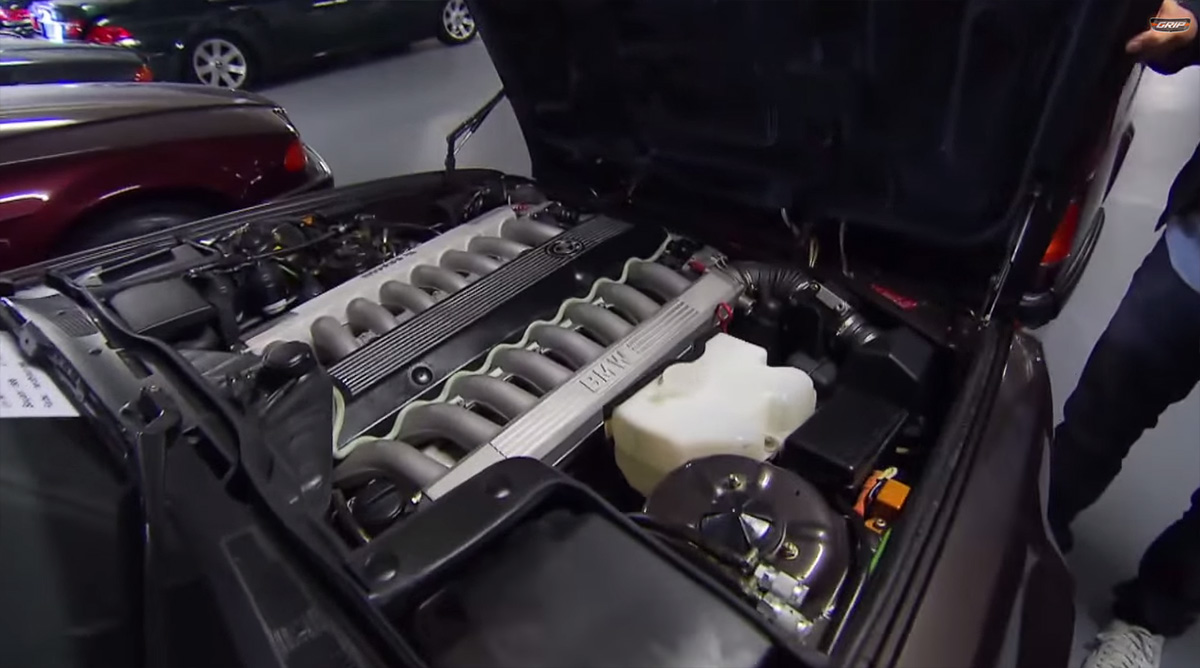 Engine Swap Projects In Bmw S Factory Collection Engine