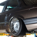 BMW E30 With A M52B28 Motor