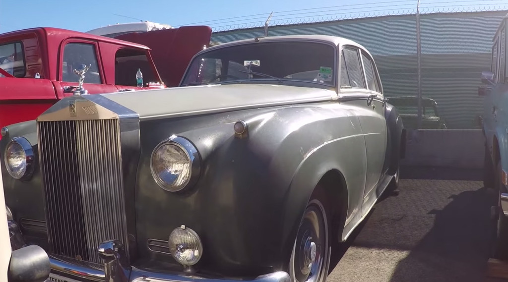ICON 1958 Rolls-Royce Silver Cloud will get LS9