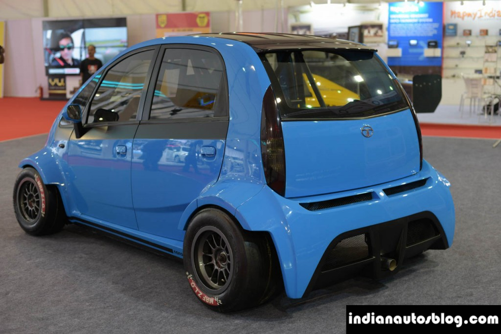 Ja Motorsport Super Tata Nano With Turbo Cc Engine on Motorcycle Wiring Harness Kits
