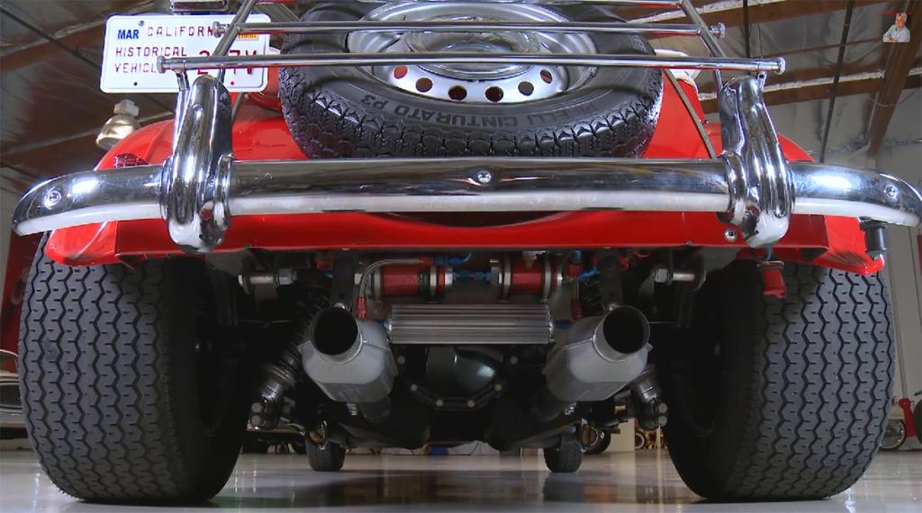 kit car wiring harness jay leno   s 1952 mg td     engine swap depot  jay leno   s 1952 mg td     engine swap depot