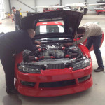 Nissan S15 With A R35 VR38DETT