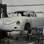 1958 Porsche with a 356 Audi S5 V8
