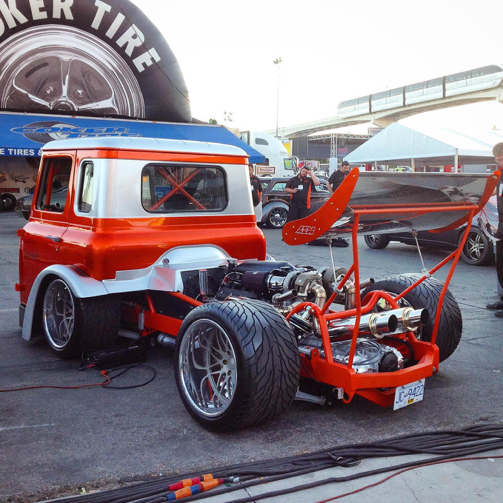1963 Chevy Truck For Sale 1964 International Loadstar COE With A Twin-turbo LS3 ...