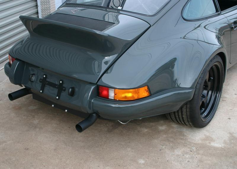 1978 Porsche 911 With A Twin