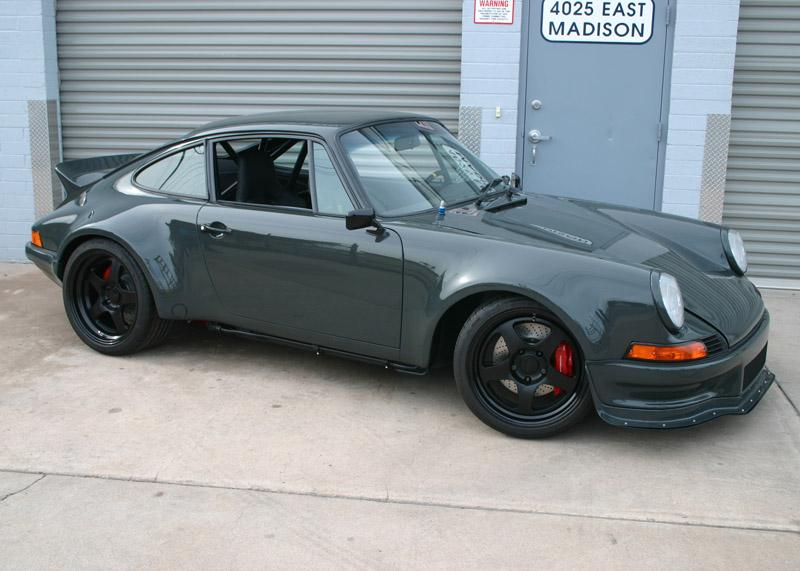 1978 911 With 996 3.8L Twin-turbo