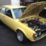 1981 Corolla With A LS1