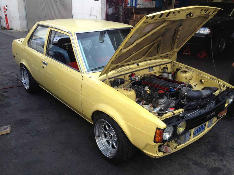 1981 Corolla With A Ls1 Engine Swap Depot