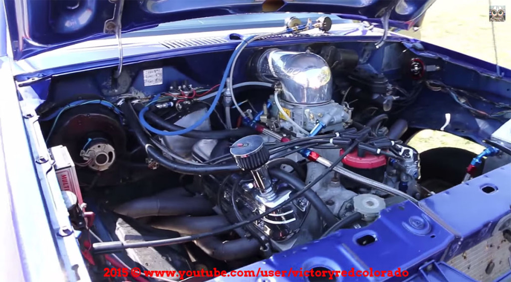 1993 Ford Ranger With Twin-turbo 427 Windsor V8